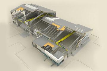 Výrobní a průmyslové haly