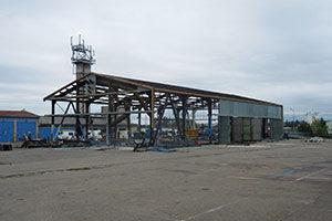 Výkupy ocelových hal 01