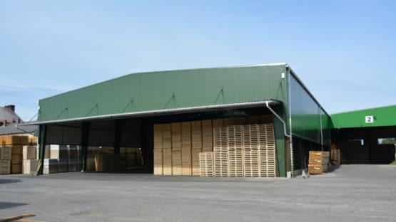 Přístavba skladu Wotan Forest, a.s. Horka u Staré Paky 04